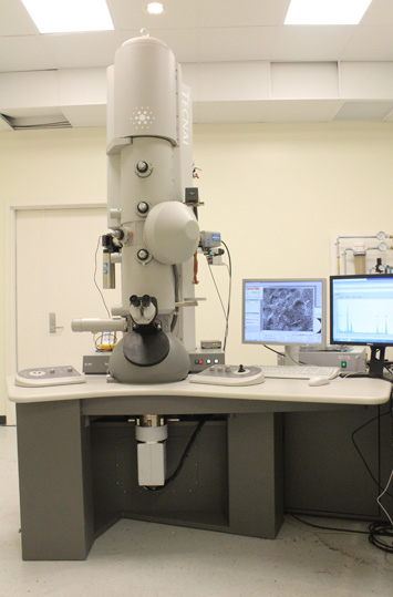BCryo-electron microscope (Tecnai G2 F30 TWIN with tomography accessory